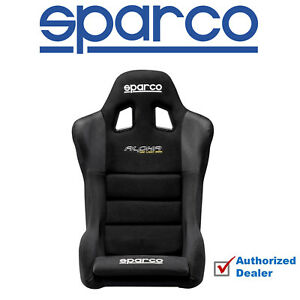 Sparco Alpha Competition Series Large Racing Seat Light Wieght Fiberglass