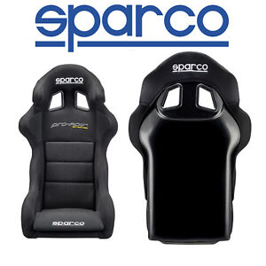 Sparco Pro Adv Ts Competition Series Racing Seat Fia Approved Hans Compatible