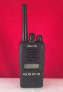 Kenwood Nx 320 K 450 520 Mhz Nexedge Uhf Radio With Charger