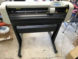 Summa Vinyl Cutter Plotter Like Barely Used Model D60 u