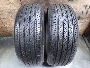 2 225 50 18 95h Bridgestone Potenza Re97as Tires 9 5 32 No Repairs 1417