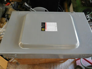 Square D D324n 200 Amp Disconnect New