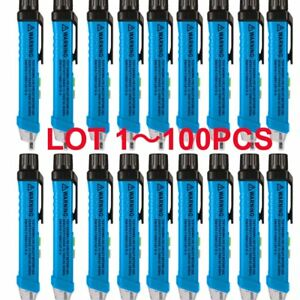 1 100 Bside Digital Non contact Electrical Outlet Voltage Tester Pen Lot Ur