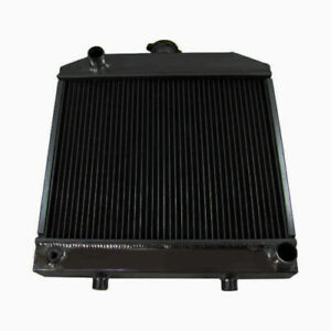 Sba310100031 Radiator For Ford Holland Compact Tractor 1500 1600 1700 1900 1000