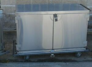 Stainless Steel Medical Case Cabinets