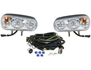 Buyers Universal Snowplow Light Kit 1311100 Boss Western Fisher Snowdogg