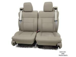 Ford F150 Oem Cloth Seats Regular Extended Cab 2004 2005 2006 2007 2008