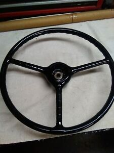 1948 1949 1950 1951 1952 1953 Ford Truck Steering Wheel Show Ready Restored