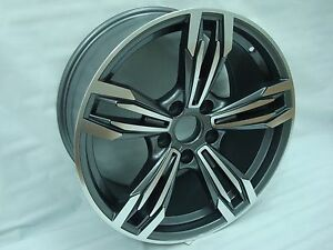 18 New Bmw M6 Style Wheels Rim Fit 1 Series 3 Series 4 Series 5 Series Z4 5456