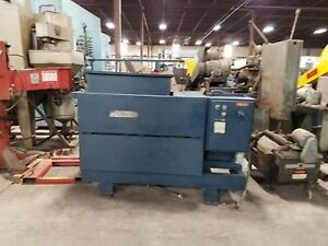 Preowned Almco Vibratory Finishing Machine
