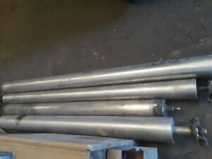 Industrial Machine Rollers
