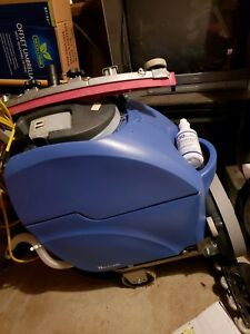 Nacecare 17 Floor Scrubber Electric