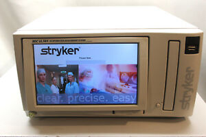 Stryker Sdc Hd Patient Record Management System Video And Image Medical Storing