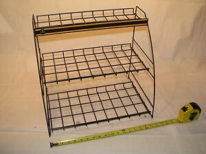 3 Tiered New Keurig Retail Counter Stand