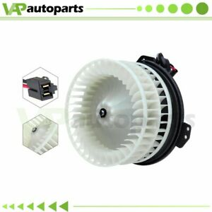 Hvac Heater Blower Motor W Fan For Town And Country Dodge Grand Caravan Car