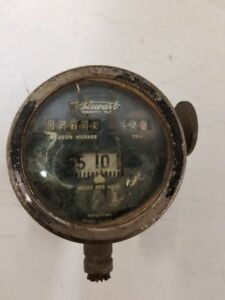 Ford Model A Speedometer Stewart Magnetic Type Not Seized