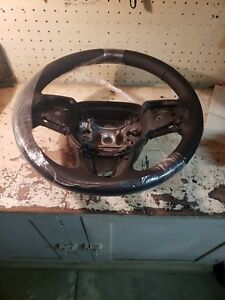 Steering Wheel Oem Mopar 14 15 Dodge Durango 5sq17dx9aa
