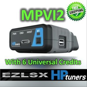 Hp Tuners Mpvi2 Vcm Suite Gm Chevy Ford Dodge 6 Credits Free 25 Ebay Gift Card