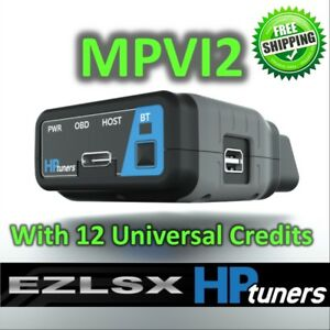 Hp Tuners Mpvi2 Vcm Suite Gm Chevy Ford Dodge 12 Credits Free 25 Ebay Gift Crd