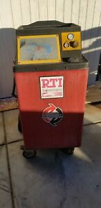 Rti Technology Transmission Flush Machine