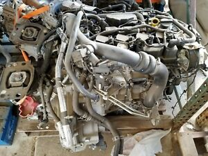 Engine 1 5l For 2014 2015 2016 Ford Fusion Turbo With Transmission