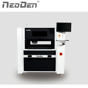 High Speed Neoden7 Smt Pick And Place Machine With 6 Head And 40 Tape Feeder j