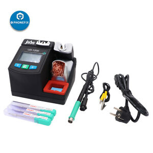 Jabe Ud 1200 Lead free Soldering Rework Station For Phone Pcb Welding Tool 130w
