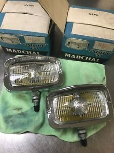 Marchal 653 Fog Lights