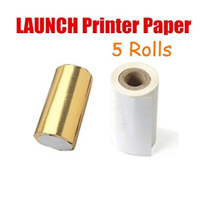 Autool Launch X431 Printer Paper Thermal Paper For Launch X431 Master Diagun 5