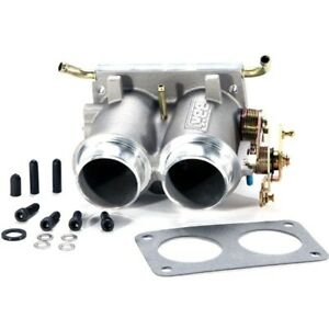 Bbk 3501 Throttle Body 56mm For 1987 1996 Ford F series 302 351 Twin 5 0l 5 8l