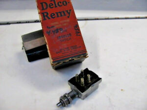 1955 64 Chevy Overdrive Kick Down Switch