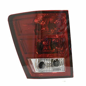 Fits 2005 2006 Jeep Grand Cherokee Tail Light Left Driver Side 55156615ag