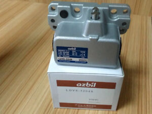 Azbil Limit Switch With 2 Plunger Ldvs 5204s For Cnc Machines New In Box