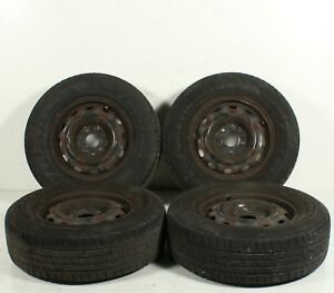 11 12 13 14 15 Dodge Journey Set Of 4 Wheel And Tire 225 70 R16 Oem