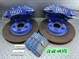 Toyota Supra Endless Front Brake 6pot Caliper Brake Rotors 323mm Left And Right