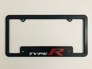 2017 2019 Fk8 Civic Type R License Plate Frame