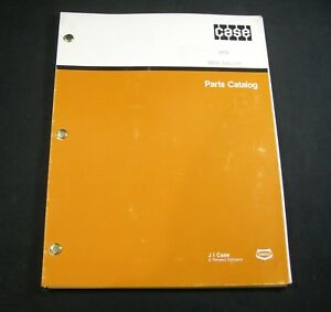 Case 580 Ck Forklift Parts Manual Book Guide Fork Lift Truck Catalog No B994