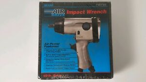 Sears Air 1 2 Drive Impact Wrench 918798 New Sealed In Box Manual Tool Craftsman