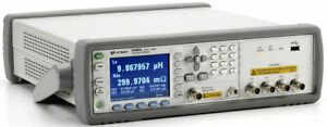 _at kt E4980a 2 Mhz Precision Lcr Meter opt 001 200 710