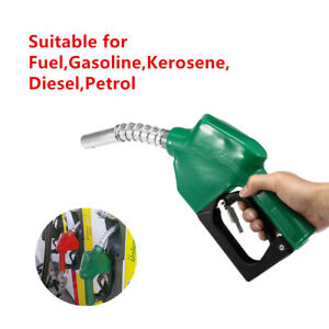 1x Automatic Refuelling Nozzle Diesel Oil Petrol Dispensing Fuel Delivery Gun