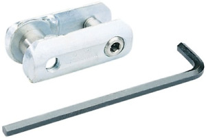 Greenlee 578 Rope Clevis 3 inch 6500 pound Capacity