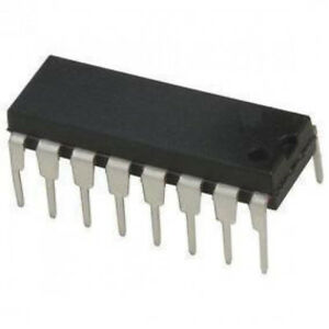 Philips 74hct166n 16 pin Dip Counter Shift Register Ic New Lot Quantity 50