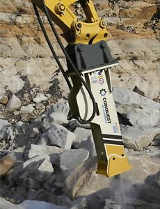 2018 Conquest Attachments Series800 Rock Breaker To Fit 18 26 Ton Excavator