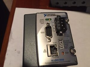 National Instruments Ni Crio 9004 Crio Real Time Controller tested