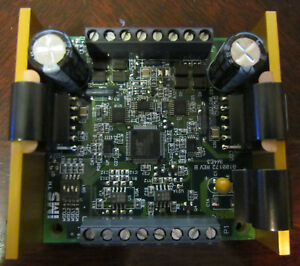 Ims Im483 Intelligent Motion Systems High Performance Microstepping Drivers