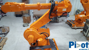 Abb Irb6600 175kg 2 8m S4c Robot With Controller