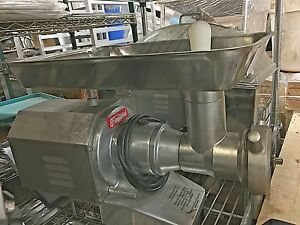 Fleetwood now Called Skyfood m32 Bench Type Meat Grinder 1 5hp 115v Etl Gear