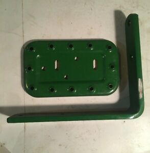 New John Deere Tractor Step Bracket Nice