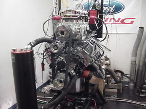 Ford 351c 351 Cleveland Supercharger Street Engine 800hp 700tq Mustang Comet