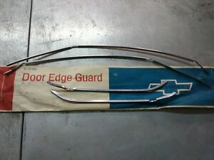 Nos Gm chevy 993504 1969 1970 Impala caprice bel Air biscayne Door Edge Trim